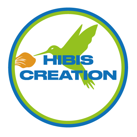 Logo Hibis Creation